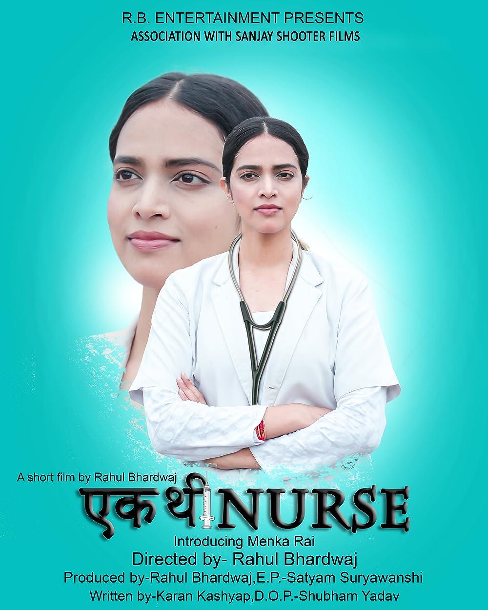 Ek Thi Nurse (2021) Hindi 720p HDRip x264 AAC 400MB Download