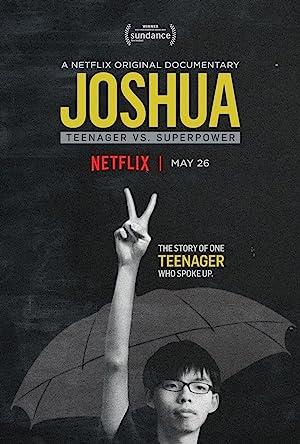 Where to stream Joshua: Teenager vs. Superpower