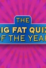 big fat quiz 2017 air date