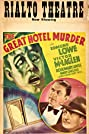 The Great Hotel Murder (1935) Poster