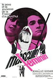 Masculin Féminin (1966) Poster - Movie Forum, Cast, Reviews