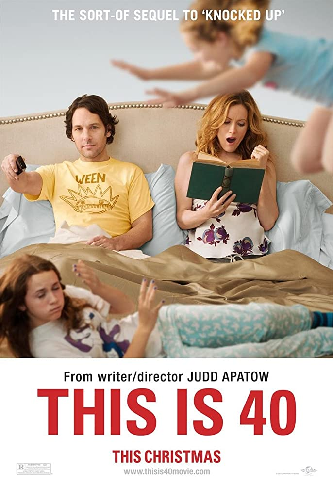This Is 40 (2012) Hindi Dubbed Movie