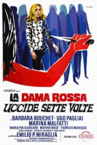 To download the movie La dama rossa uccide sette volte [hd720p]