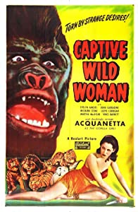MP4 videos free download english movies Captive Wild Woman [QuadHD]