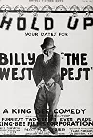 Billy West in The Pest (1917)