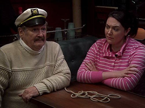 Bobby Ball and Katy Wix in Not Going Out (2006)
