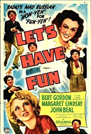 Let's Have Fun Poster