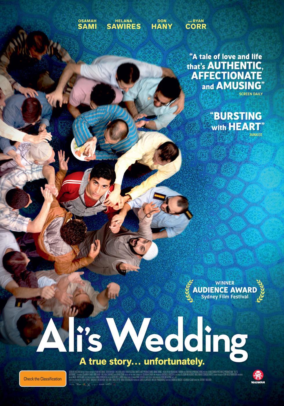 ali wedding movie netflix