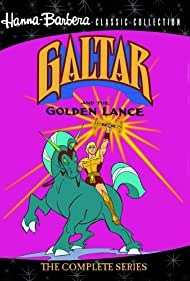 Galtar and the Golden Lance (1985) Poster - TV Show Forum, Cast, Reviews