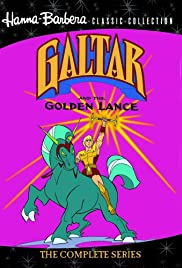 Galtar and the Golden Lance Poster