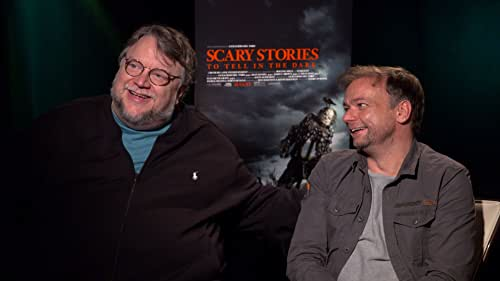 How 'Pan's Labyrinth' Inspired 'Scary Stories'