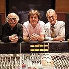 Paul McCartney, Tommy LiPuma, and Al Schmitt in Paul McCartney's Live Kisses (2012)