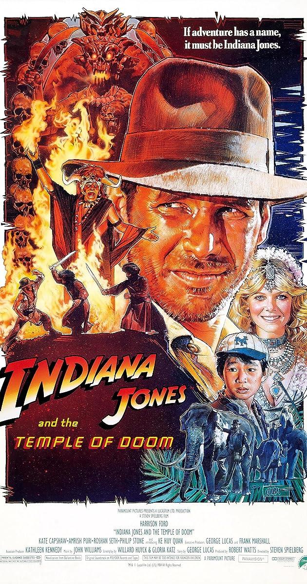 Indiana Jones Và Ngôi Đền Chết Chóc - Indiana Jones and the Temple of Doom (1984)