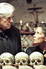 Birgit Doll and Peter Simonischek in Daniel Käfer - Die Schattenuhr (2008)