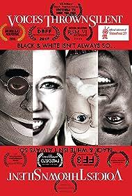 Lynn Andrews III and Lauren Davis in Voices Thrown Silent (2014)