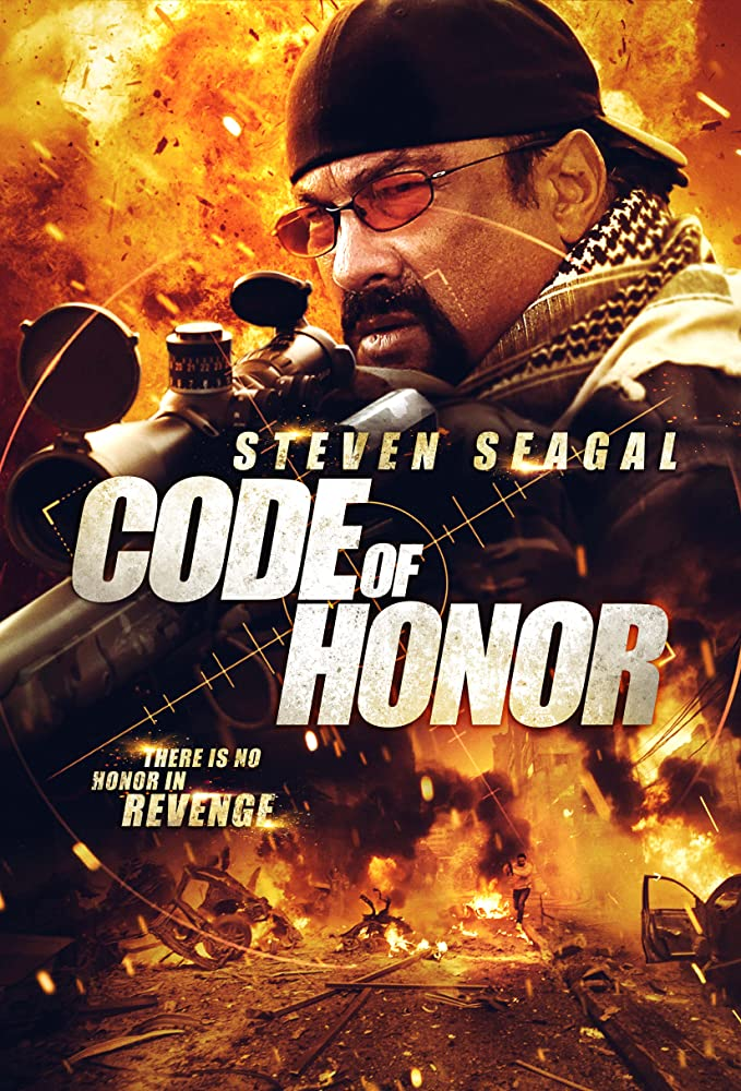 Poster film Code of Honor