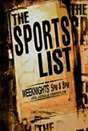 The Sports List Poster