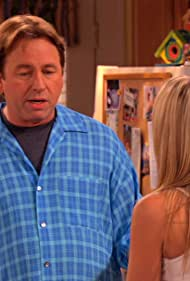 John Ritter and Kaley Cuoco in 8 Simple Rules... for Dating My Teenage Daughter (2002)