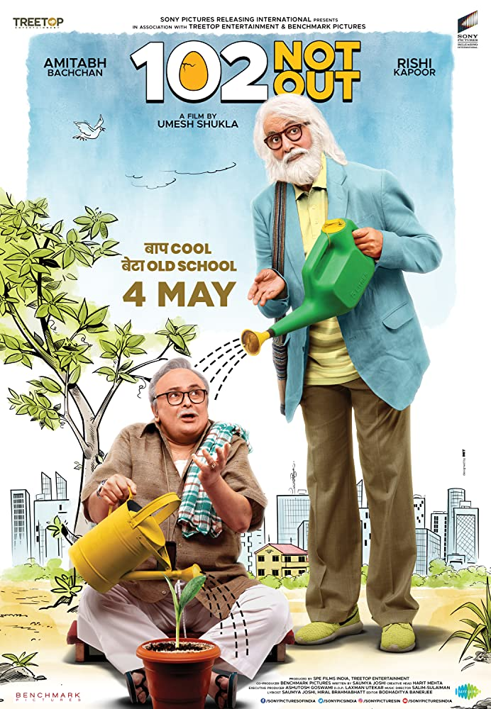 102 Not Out (2018) Hindi 720p | 480p WEB.DL x264 AAC MSubs