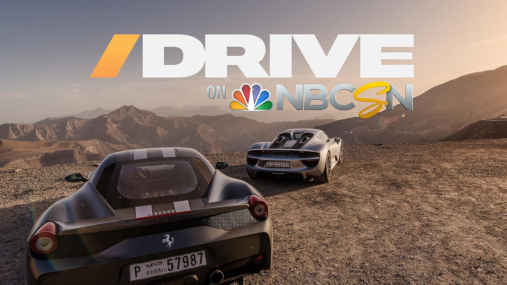 Bildergebnis für drive on NBCSN