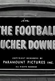 The Football Toucher Downer Poster