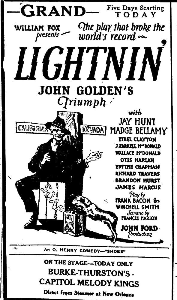 Lightnin\' (1925)