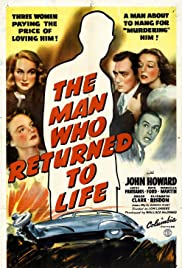 The Man Who Returned to Life Poster