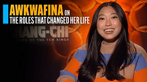 Awkwafina on the Roles That Changed Her Life