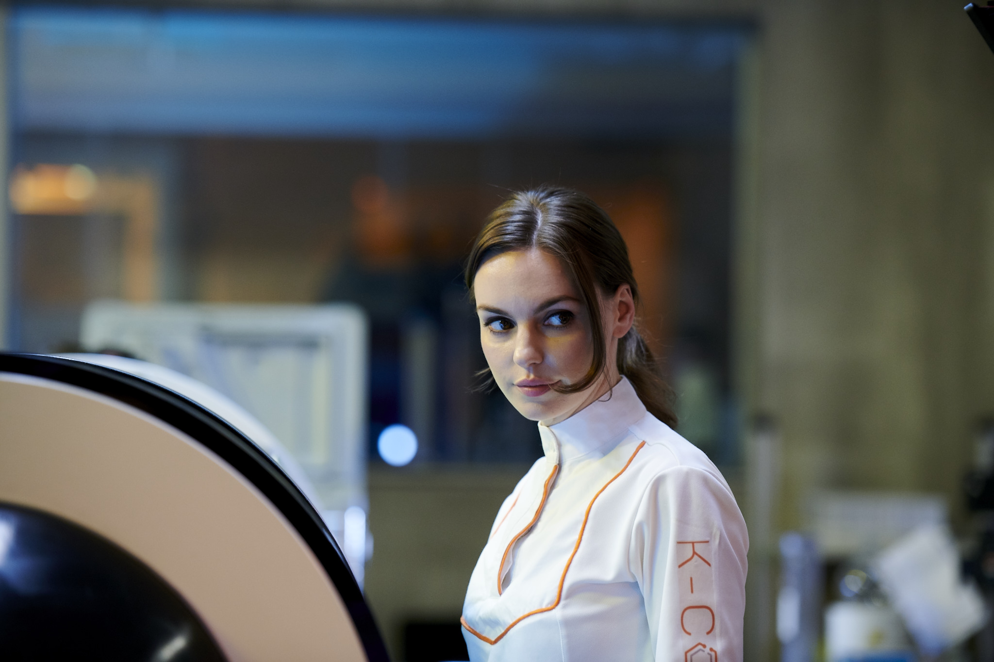 Michelle Mylett in The Complex (2020)