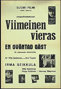 Watch free Viimeinen vieras Finland [Avi]