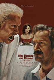 My Dinner with Werner Poster