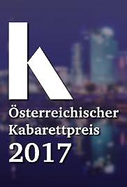 Österreichischer Kabarettpreis 2017
