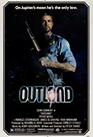 Sean Connery in Outland (1981)