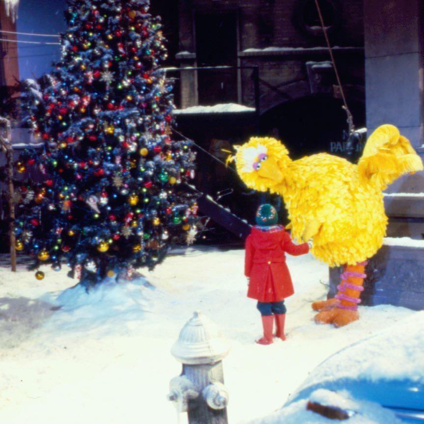Christmas Eve On Sesame Street.Christmas Eve On Sesame Street 1978