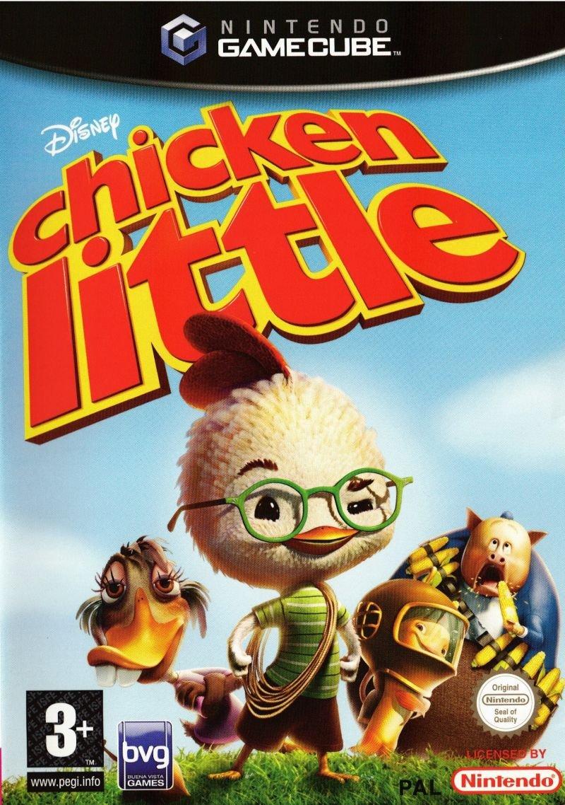 Chicken Little Video Game 2005 Imdb