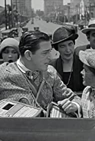 Edward Everett Horton, Aileen Manning, and Duane Thompson in Vacation Waves (1928)