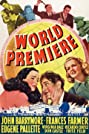 World Premiere (1941) Poster