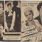 Carl Esmond and Käthe von Nagy in Die Pompadour (1935)