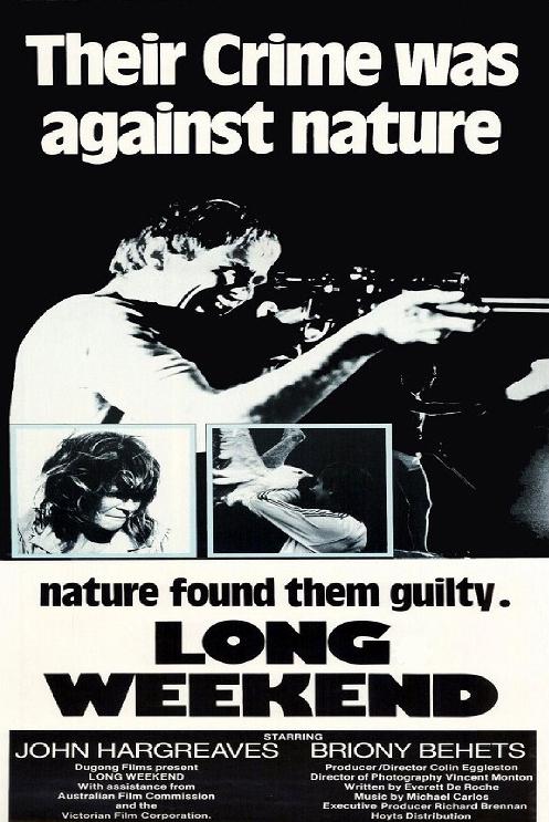 Long Weekend (1978) - IMDb