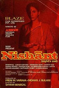 Nishant (1975) Poster - Movie Forum, Cast, Reviews