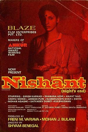 Where to stream Nishant