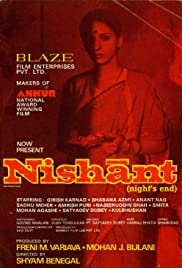 Nishant(1975) Poster - Movie Forum, Cast, Reviews