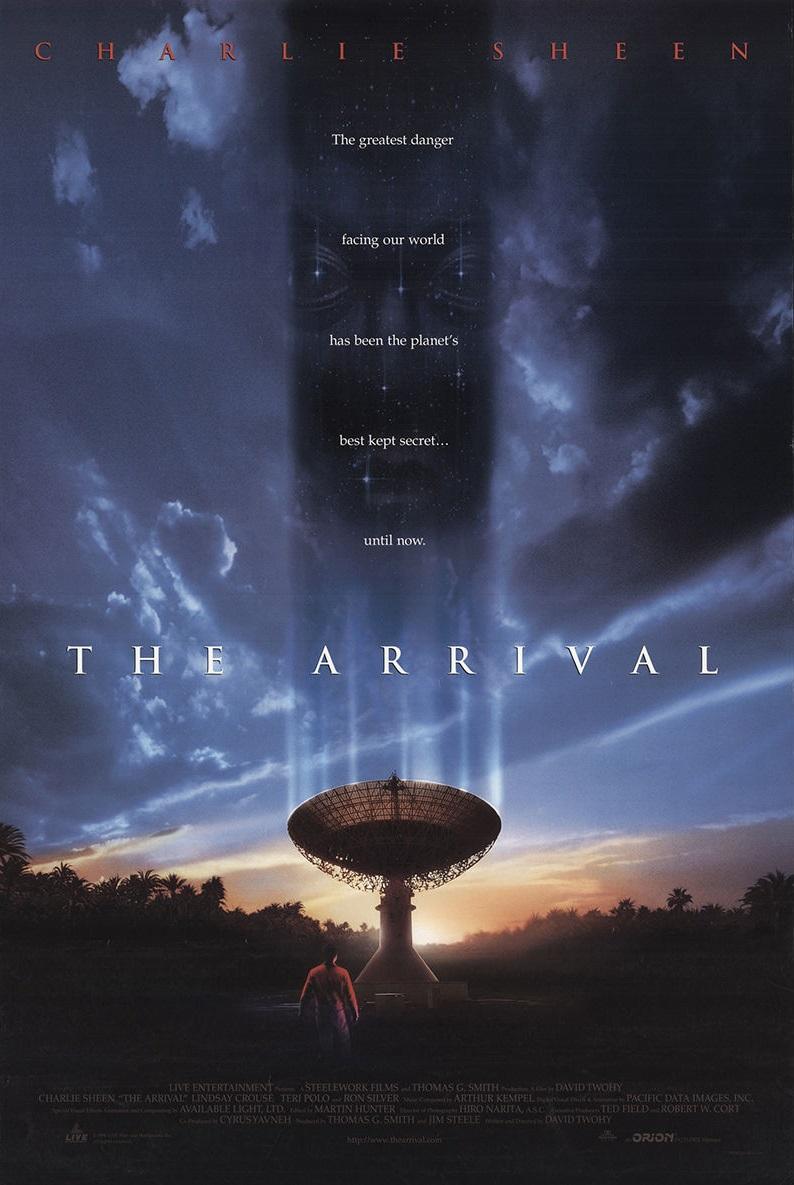 The Arrival (1996) - IMDb