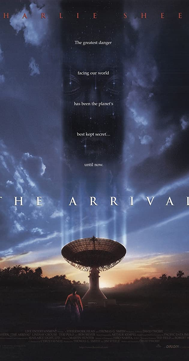 Subtitle of The Arrival