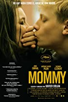 Mommy (2014) Poster