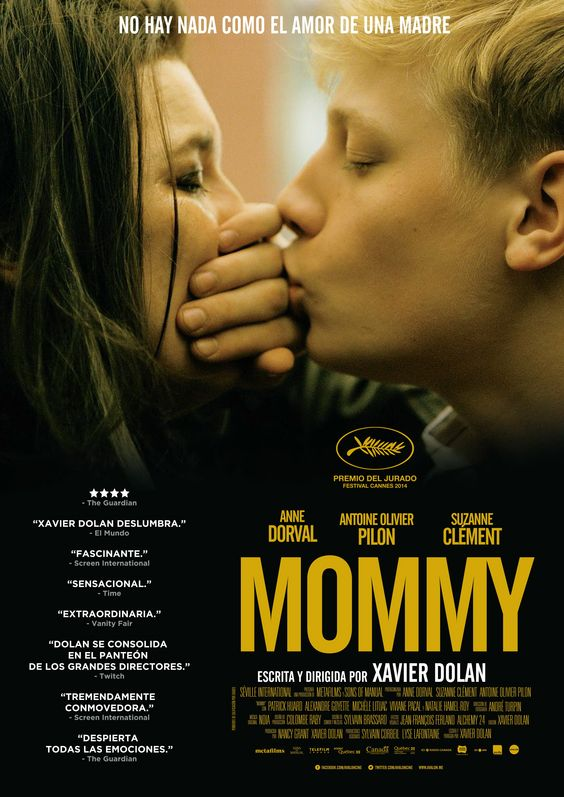 Mommy (2014) BluRay 720p & 1080p
