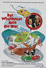 Das verrückteste Auto der Welt (1975) Poster - Movie Forum, Cast, Reviews