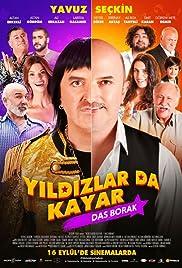 Yildizlar da Kayar: Das Borak Poster
