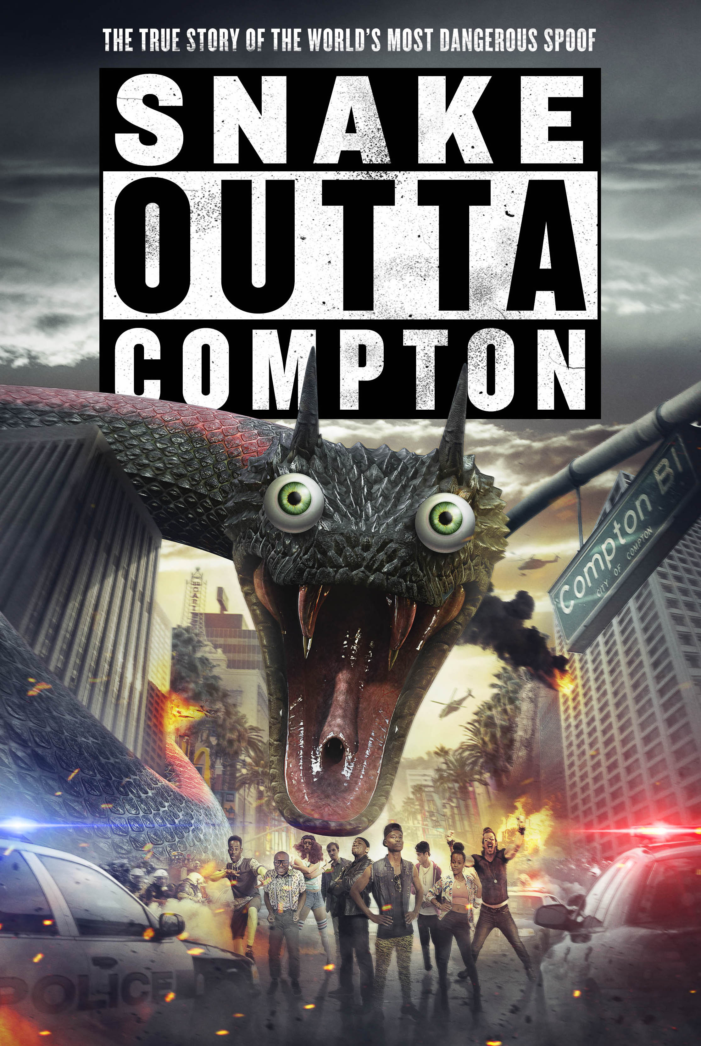 Download Snake Outta Compton (2018) BluRay 720p Full Movie [In English] With Hindi Subtitles Full Movie Online On 1xcinema.com