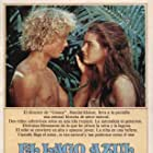 Brooke Shields and Christopher Atkins in The Blue Lagoon (1980)
